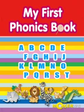 My First Phonics Book